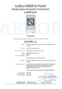 certificat-aenor-façadier-duo45