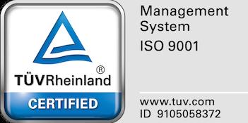 Dacame ISO 9001